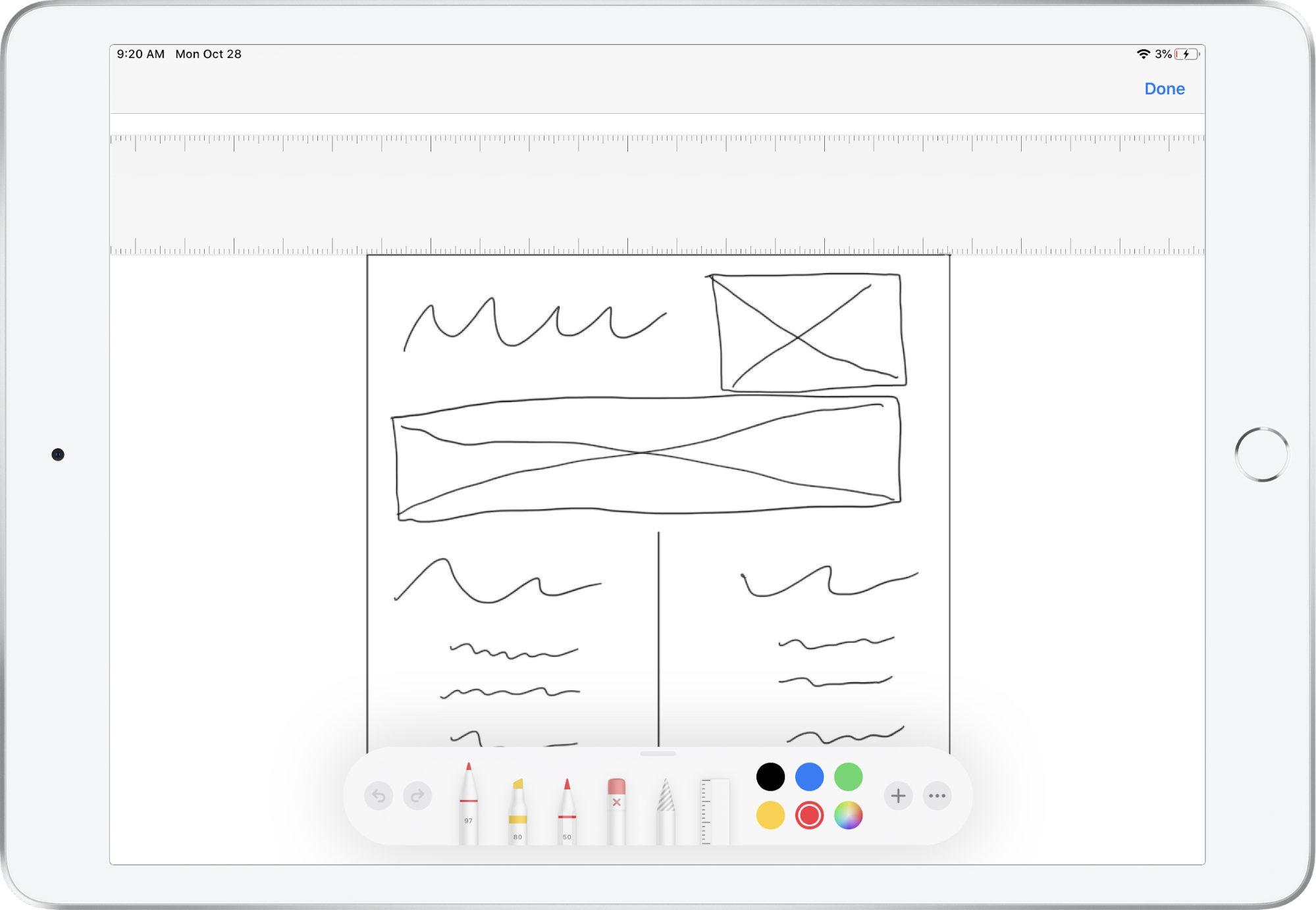 Continuity Sketch