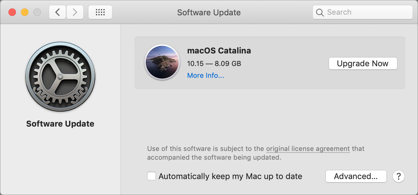 Teams Update For Mac Catalina