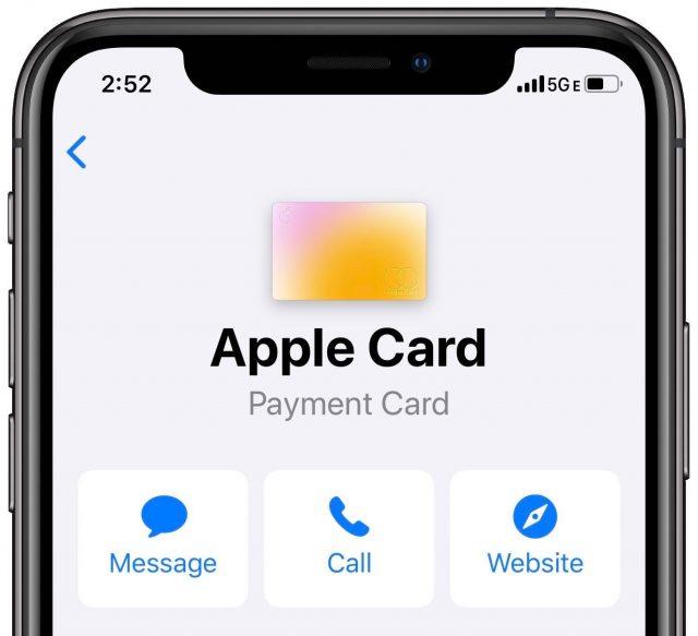 Goldman Sachs Responds To Allegations Of Apple Card Gender
