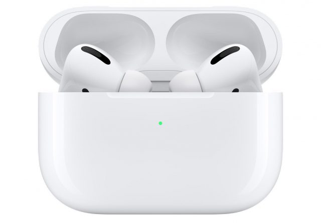 AirPods Pro in Charging Case