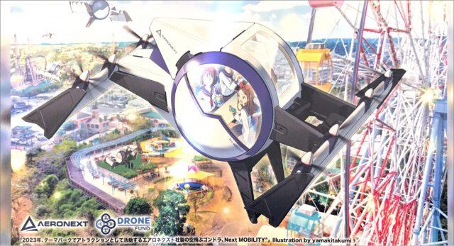 Aeronext Flying Gondola
