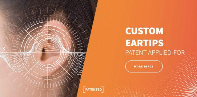MyFit Custom Earbud Covers