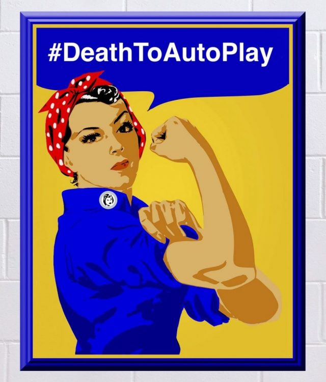 Death To AutoPlay poster
