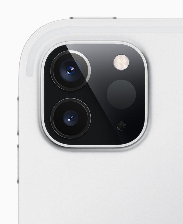 2020 iPad Pro Cameras