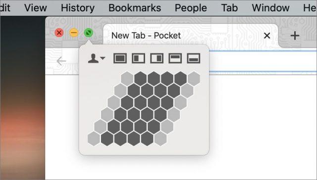 Moom hexagons