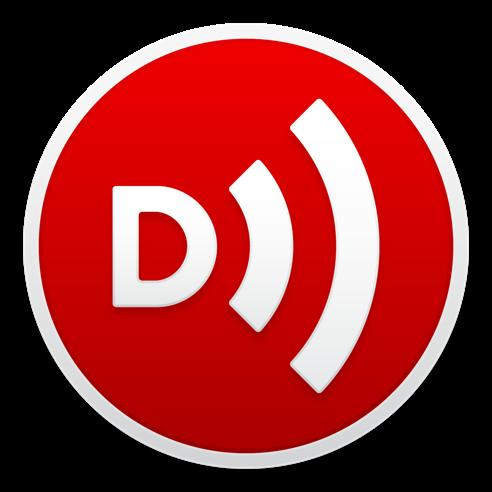 Downcast 2 icon