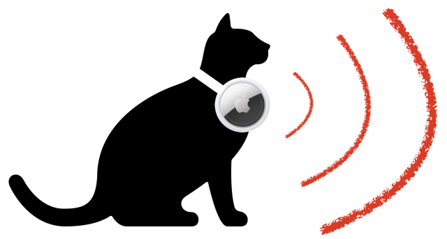 Tracking a cat without an AirTag