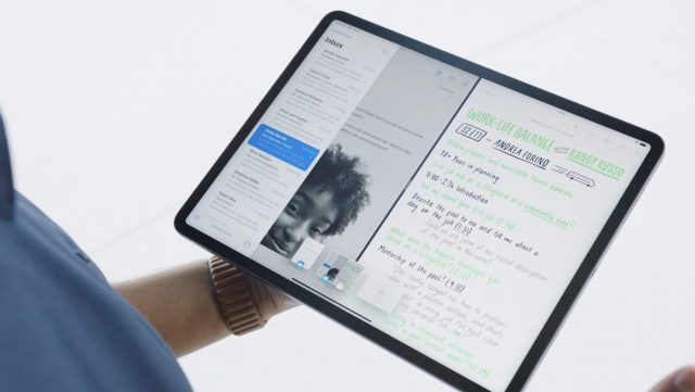 iPad Shelf