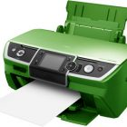 "Epson's ""Green"" Printer Debuts for Earth Day"