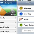 Comparing Two Early iPhone GPS Navigation Apps