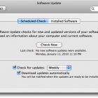 How to Schedule Software Update Downloads