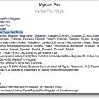 OpenType PostScript Fonts Troublesome in 10.6.7