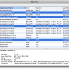 Preparing for Lion: Find Your PowerPC Applications