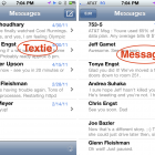 Textie Offers Free SMS Text Message Alternative for iOS
