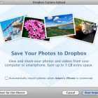Get More Storage for Testing Dropbox Camera Uploads