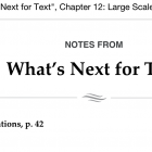 Notes, Quotes, and iBooks