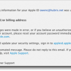 Apple ID Horror Story