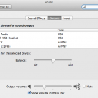Playing with AirPlay in Mountain Lion