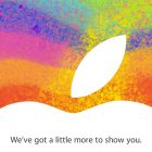 Apple Event on 23 October 2012 Could Announce Smaller iPad
