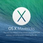 Apple Previews OS X 10.9 Mavericks