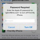 iOS 7 Locks Stolen iPhones to Prevent Resale