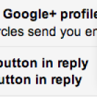 Google+ Integration with Gmail Requires Privacy Consideration