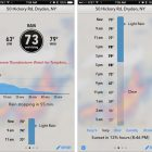 Dark Sky 5 Offers Hyperlocal Weather Forecasts for iOS
