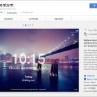 Momentum Brings Eye Candy to New Browser Tabs