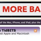 Become a TidBITS Member and Banish Banner Ads from Our Site