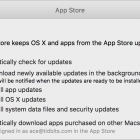 Make Sure You're Getting OS X Security Data