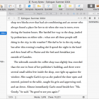 First Look at Scrivener for iOS