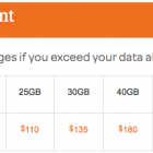 AT&T's New Cell Plans Eliminate Data Overage Fees
