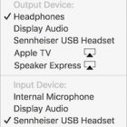 How Apple Could Simplify Audio Input and Output Interfaces