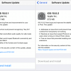 iOS 10.0.1 and 10.0.2 Fix Important Bugs