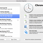 Investigating ChronoSync 4.7 for Cloud Backup