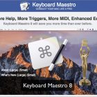 Keyboard Maestro 8 Automates Even More of Your Mac Life