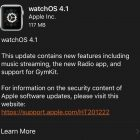 watchOS 4.1 Delivers on Promised Features