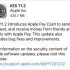 Surprise! Apple Releases iOS 11.2 to Combat Reset Loop Bug