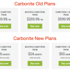 Carbonite Raises Online Backup Prices