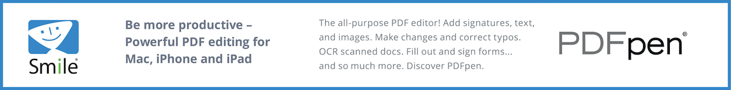 PDFpen: Be more productive — Powerful PDF editing for Mac, iPhone, and iPad.