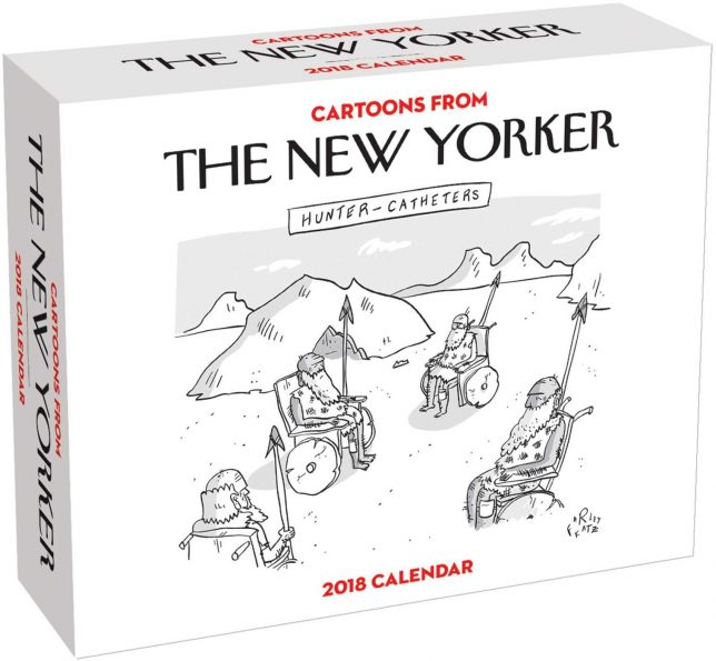 New Yorker Cartoon Daily Calendar