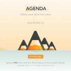 Agenda Offers a New Take on Note-Taking and Task Management