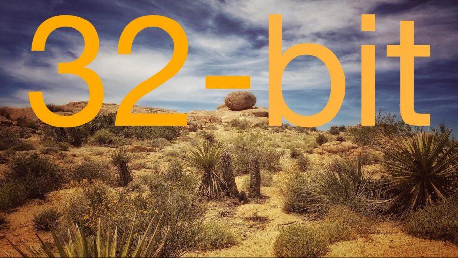 32-bit apps in Mojave.