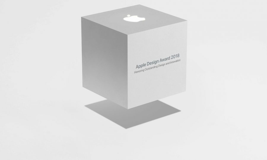 The 2018 Apple Design Awards logo