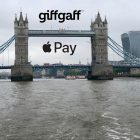 UK Travel Tips: Giffgaff for Cellular and Apple Pay for Transit