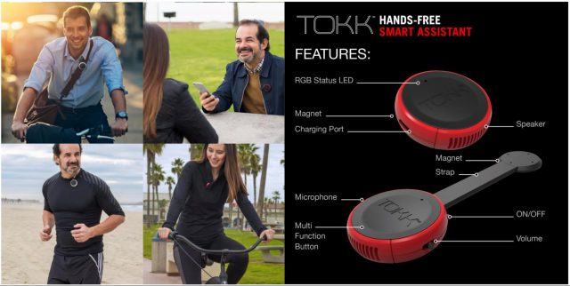 The Pred Tokk smart assistant.