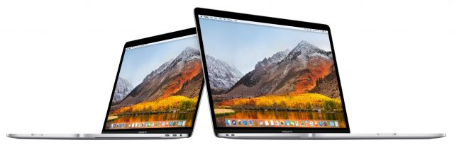 Photo of MacBook Pro models