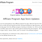 Apple's Termination of App Store Affiliate Payments Is Unnecessary, Mean-Spirited, and Harmful