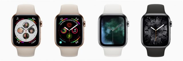 New Apple Watch faces.