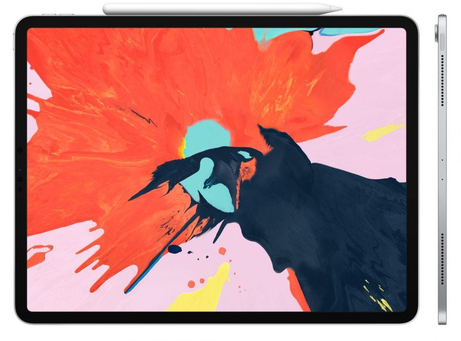 The new iPad Pro.